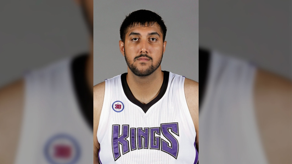 Toronto's Sim Bhullar becomes NBA's first player of Indian ...