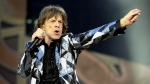 Mick Jagger has become a father once again.