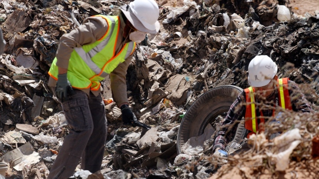 Atari 'ET' game dumped in landfill