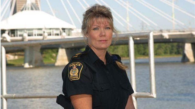 In an farewell statement Friday, Manitoba MP Shelly Glover said she took a break from policing to become a legislator ten years ago, and will now return to her work as a police officer. (handout)