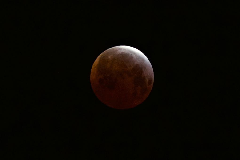 blood moon eclipse ontario - photo #1
