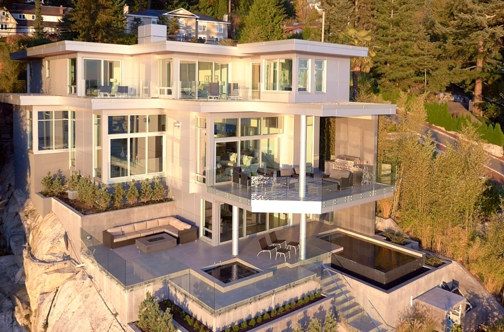 Homes For Sale In Guelph Ontario >> World-class waterfront: $15M West Vancouver mansion for ...