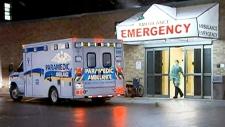 Sunnybrook Ebola transfer