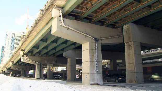 CTV National News: Major infrastructure plans