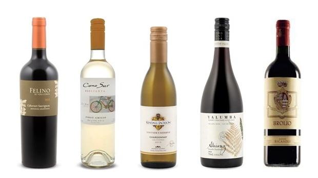 Natalie MacLean's Wines of the Week for Apr. 6, 20
