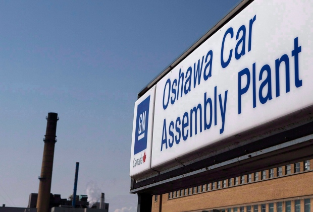 Canada sells GM shares