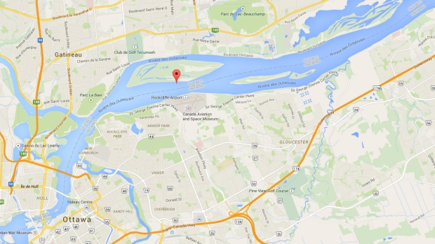One Rescued One Missing After Fall Through Ice Near Ottawa River - Where is ottawa