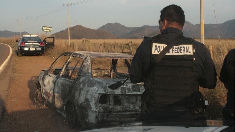 15 police killed in ambush in western Mexico