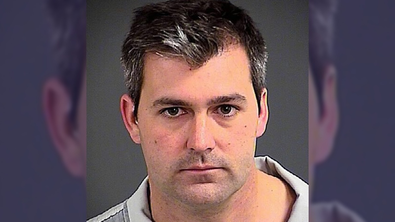 Patrolman Michael Thomas Slager on Tuesday, April 7, 2015. (Charleston County Sheriff's Office)
