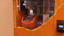 orangefresh vending machine