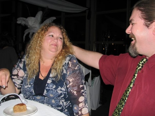 Heather Carr and her husband Stephen are shown in this undated image. (Patheos.com/Stephen Carr)