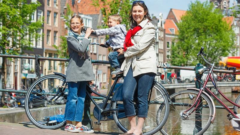 Tall Dutch women
