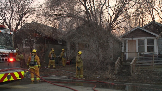 House Fire In North Central Considered Suspicious Ctv