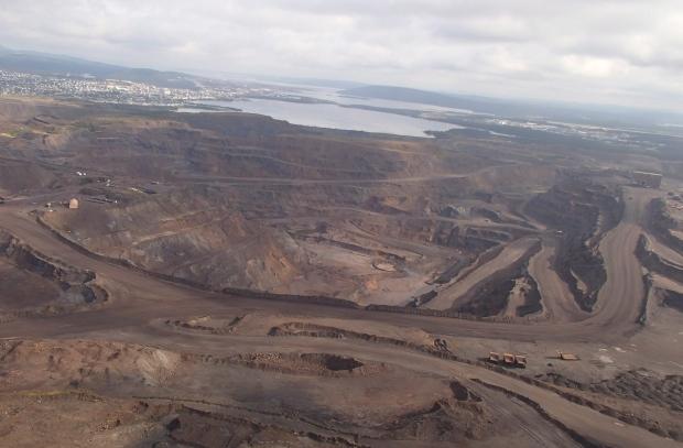 Wabush mine