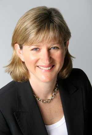 Mary Ann Turcke, president of Bell Media, is seen in this photo made available by BCE
