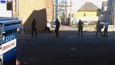 Vancouver police shooting video exlcusive