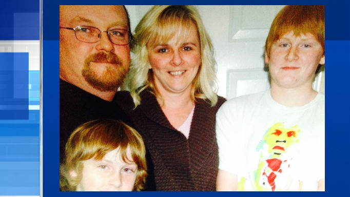 A picture of the Leblanc family. Deanna Leblanc died in 2014 at the Midland hospital after she was allegedly taken off life-support without authorization by a nurse. (Family handout)
