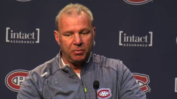 Why is this guy still coaching the Canadiens? Because Marc Bergevin likes him.