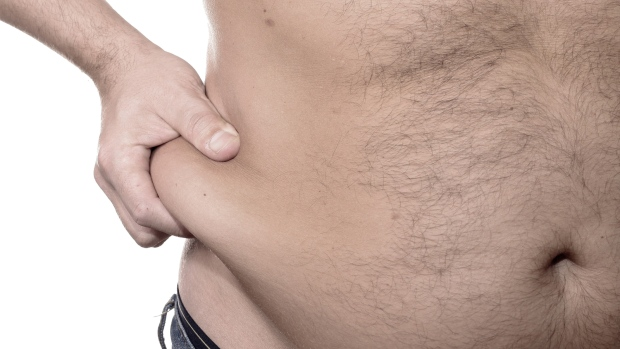 Being overweight takes its toll in years