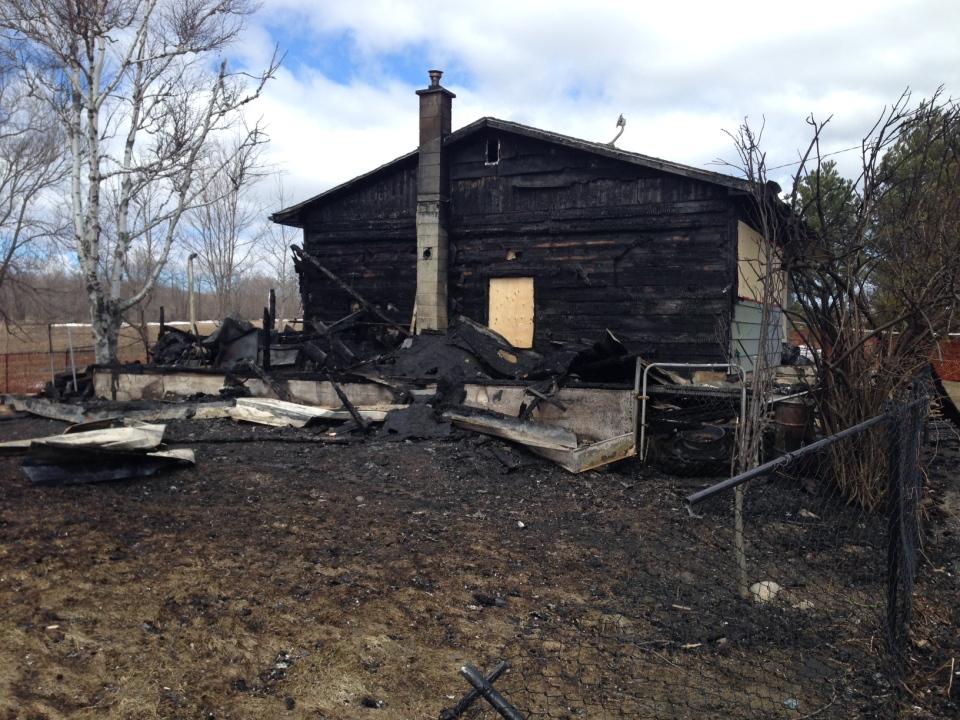 Oro-Medonte house fire