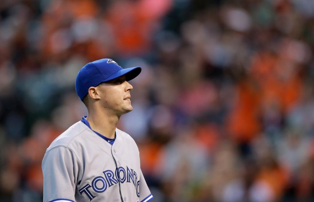 Aaron Sanchez Toronto Blue Jays Baseball Player Jersey