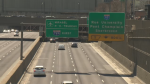 For the next three months, two of five lanes heading west on the Ville Marie, from Panet until the exit for the Bonaventure Expressway and University St., will be closed.