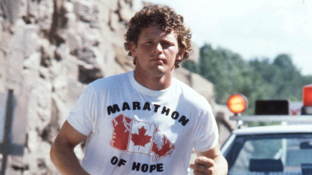 Where to participate in a Terry Fox run this Sunday