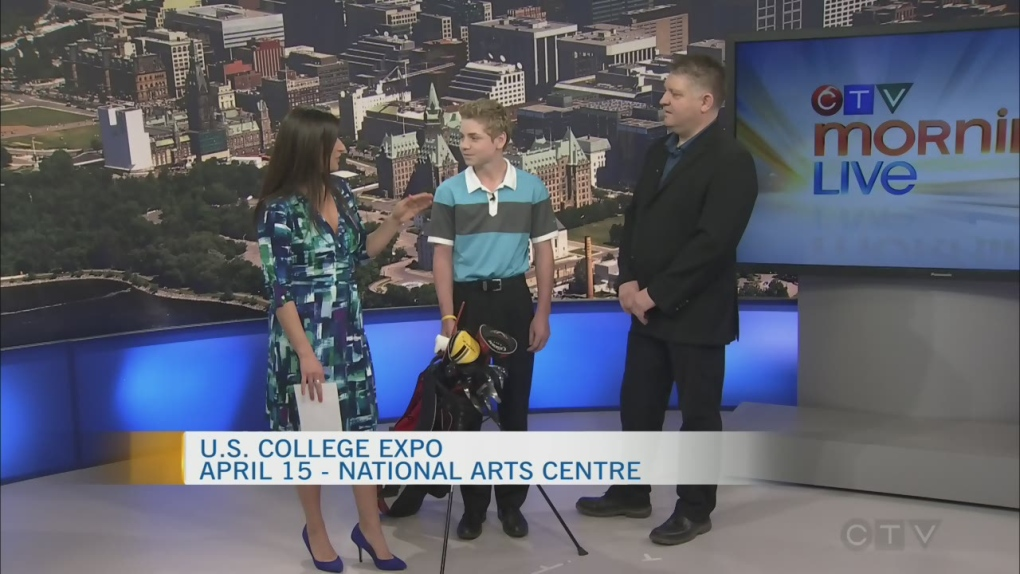 CTV Morning Live: U S  College Expo | CTV News Ottawa