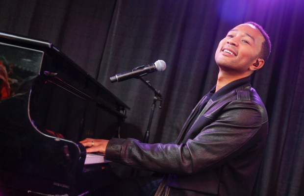 John Legend performed 'All Of Me' drunk