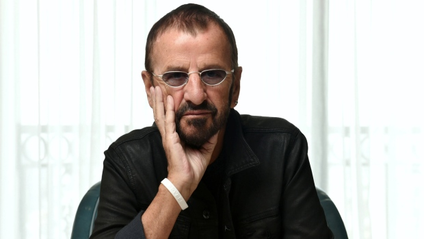 77-year-old Ringo Starr backs Theresa May