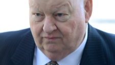 Suspended Sen. Mike Duffy in court