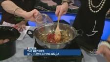 CTV Ottawa: Pam Cooks for the Spring Pt 1