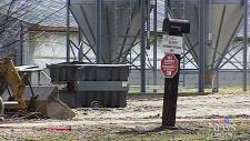 CTV London: Reaction to avian flu quarantine
