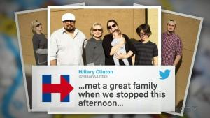 CTV National News: Clinton's campaign overhaul