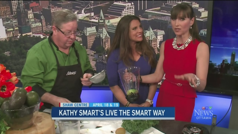 CTV Ottawa: Live the Smart Way pt 1