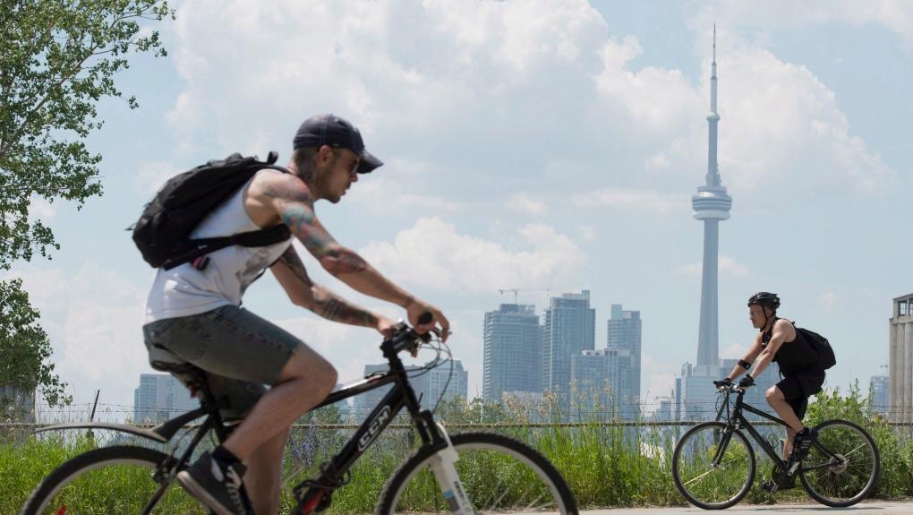 Toronto spring summer file