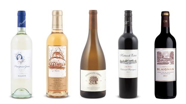 Natalie MacLean's Wines of the Week Apr. 20, 2015