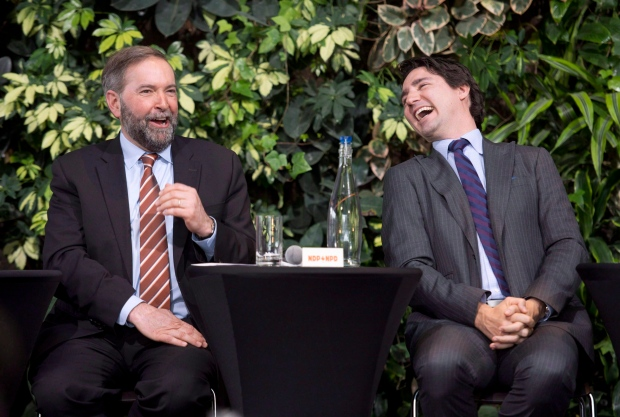 A discussion on the great coalition in canada