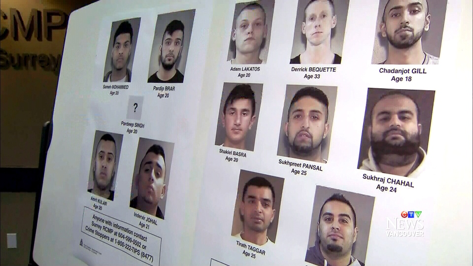 Asian gangs in vancouver
