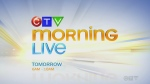 CTV Morning Live Promo