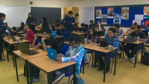 labour, Ontario, high school, teachers