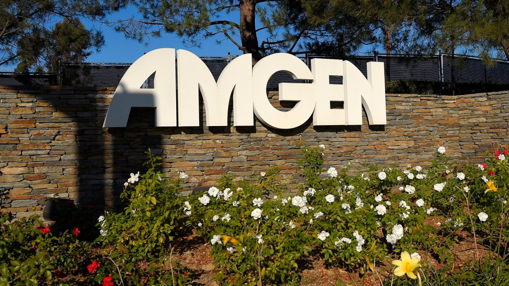 Amgen, maker of new heart failure drug Corlanor