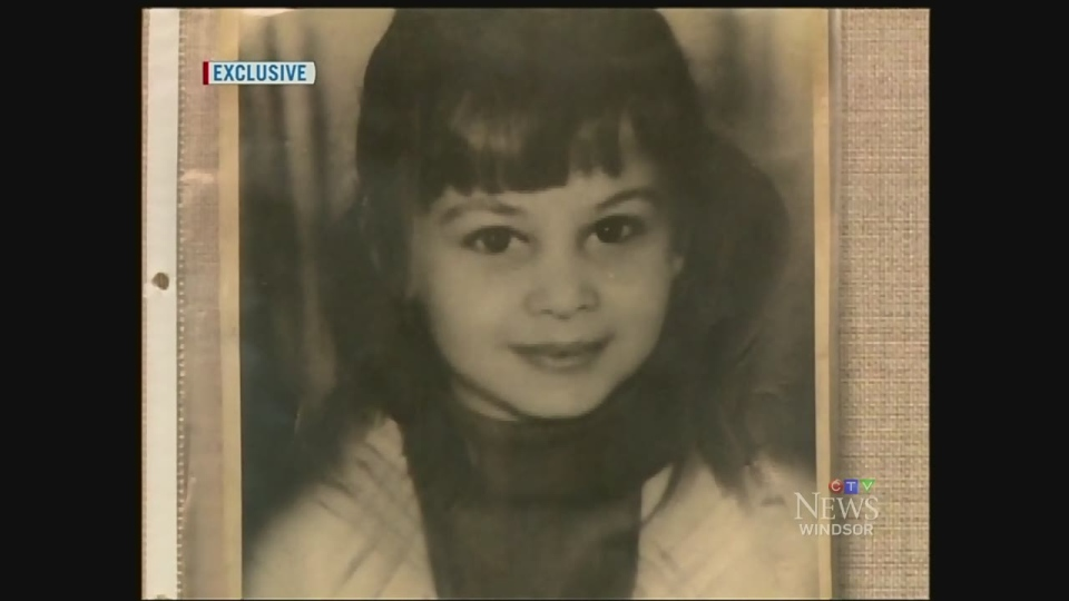 Six-year-old Ljubica Topic of Windsor was murdered on May 14, 1971.