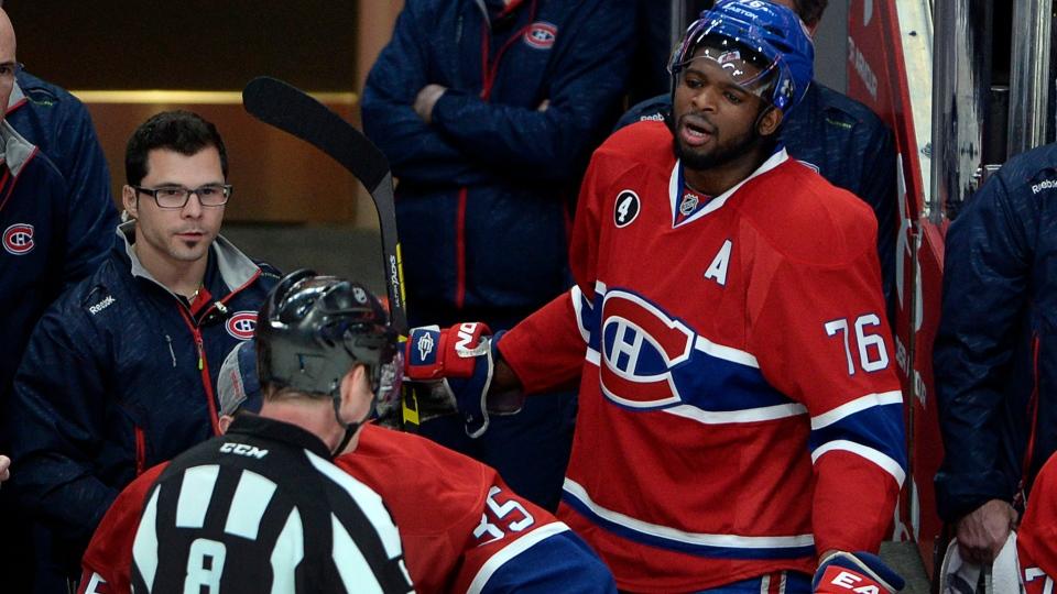 a155fa305ed Canadiens trade P.K. Subban to Predators for Shea Weber   CTV News