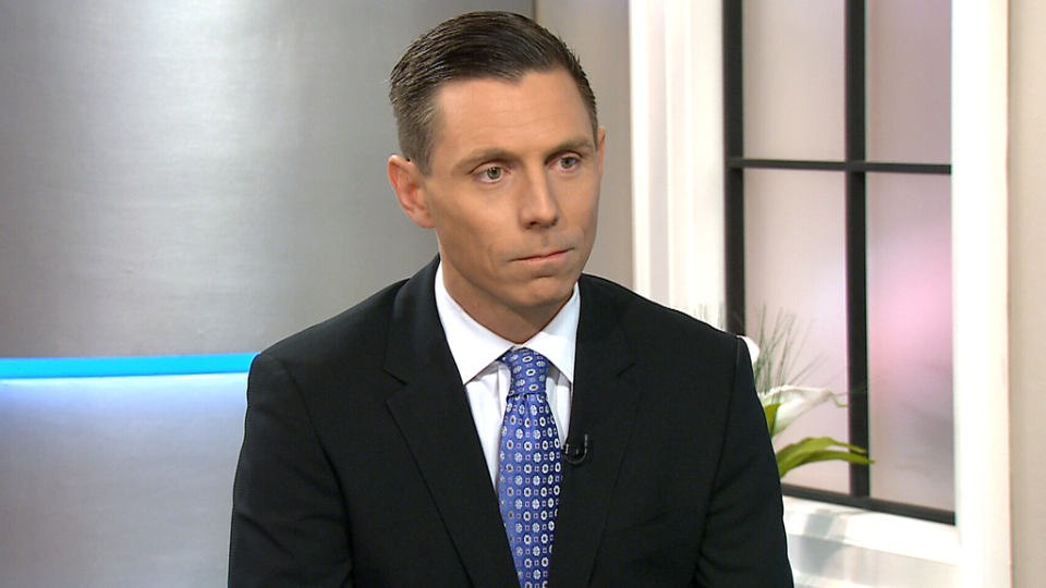 MP Patrick Brown discusses his friendship with Indian Prime Minister Narendra Modi on CTV's Canada AM, Thursday, April 16, 2015.