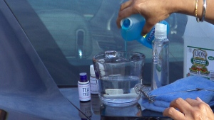Canada AM: Frugal DIY car cleaning