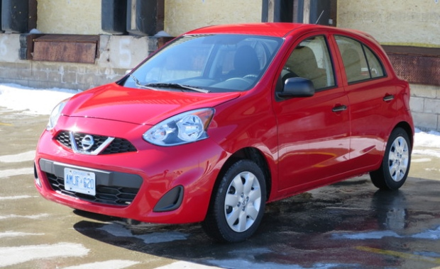 2015 Nissan Micra Review Canada S Least Expensive Car