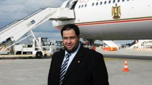 CTV News Channel: Ontario man stuck in Egypt