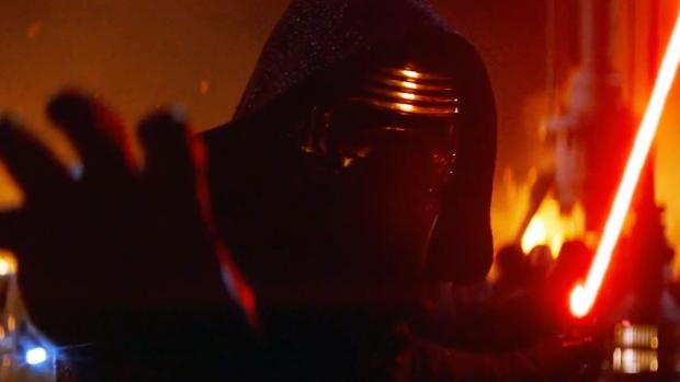Mysterious Villian in Star Wars