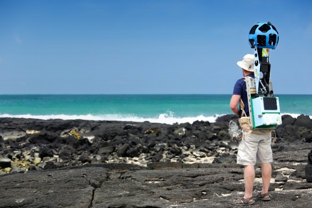 Google Street View can take you on a virtual vacation to ...